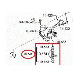 Kit oring attuatore VVT OEM...