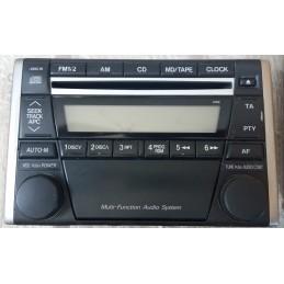 Radio 2 DIN con lettore CD