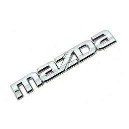 Scritta logo Mazda badge...
