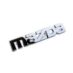 Badge stemma scritta MAZDA...